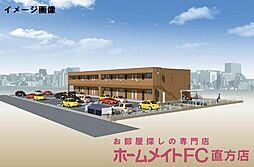 (仮)感田新築アパート[1階]の外観