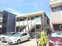 シティーハイム上野田[2階南号室]の外観