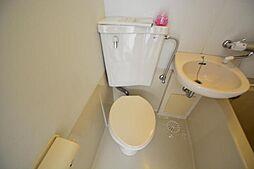 サンコーポミロクのトイレ