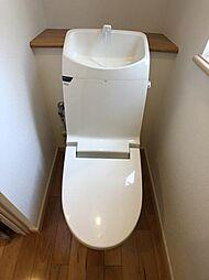 トイレ クリーニング済