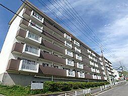 兵庫県神戸市北区泉台7丁目の賃貸マンションの外観