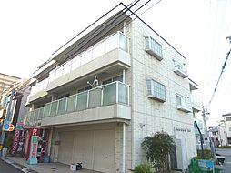 グレースコート甲東園[2階]の外観