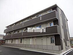 ヴェルドミール[1階]の外観