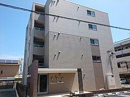 兵庫県姫路市西新町の賃貸マンションの外観