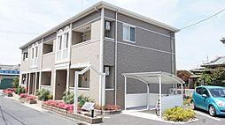 埼玉県熊谷市曙町2丁目の賃貸アパートの外観