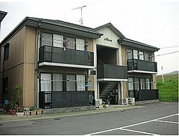フォーレスODA A・B[2階]の外観