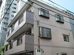 コーポ佑起[1階]の外観