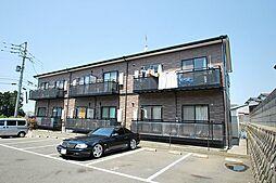福岡県福岡市東区舞松原6丁目の賃貸アパートの外観