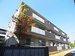 千葉県柏市富里3丁目の賃貸アパートの外観