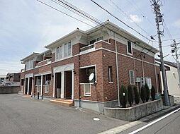 愛知県大府市柊山町4丁目の賃貸アパートの外観