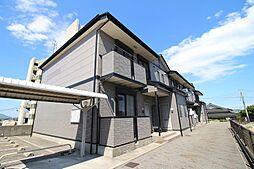 山口県下関市汐入町の賃貸アパートの外観
