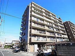コーポホワイトシティ3番館[8階]の外観