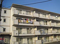 171マンションA棟[101号室]の外観