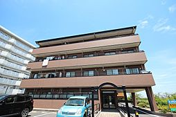 愛知県名古屋市中川区江松2丁目の賃貸マンションの外観