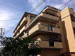 ウィンシティ本八幡[4階]の外観