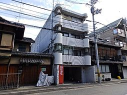 京都府京都市下京区福本町の賃貸マンションの外観