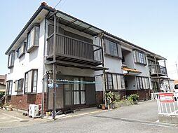 愛川パレスC[2階]の外観