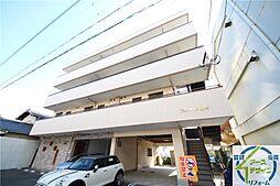 フルール田町[4階]の外観