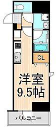 La Provencale[1階]の間取り