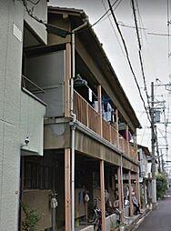 大阪府大阪市生野区中川4丁目の賃貸アパートの外観