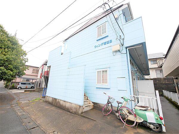 ウイング若園 B棟 1階の賃貸【福岡県 / 北九州市小倉南区】
