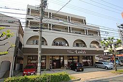 愛知県名古屋市名東区高針原1丁目の賃貸マンションの外観