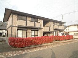 パストラルYUGAWA B棟[1階]の外観
