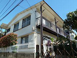 ハウス横倉[2階]の外観