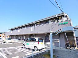 千葉県習志野市鷺沼台3丁目の賃貸マンションの外観