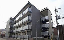 レオパレス西ノ京円町[305号室]の外観