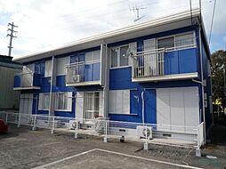 レーベン太田[2階]の外観