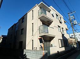 サンベールハイツ[1階]の外観