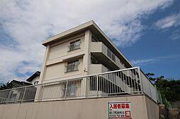 山口県下関市大学町5丁目の賃貸マンションの外観