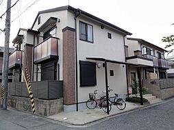京都府京都市伏見区深草瓦町の賃貸アパートの外観
