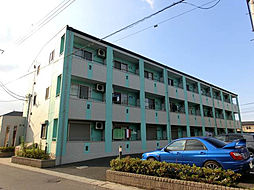 埼玉県北足立郡伊奈町小室の賃貸マンションの外観