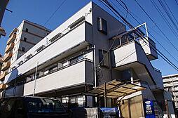 東京都江戸川区東葛西9の賃貸マンションの外観