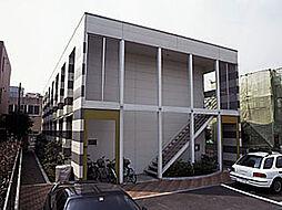 神奈川県川崎市宮前区菅生6丁目の賃貸アパートの外観