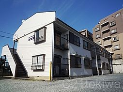 第3野崎コーポ[1階]の外観