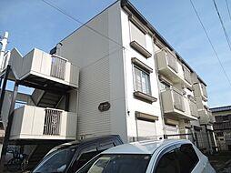 エステート新松戸[2階]の外観