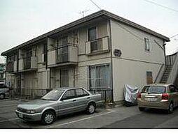埼玉県さいたま市浦和区常盤6丁目の賃貸アパートの外観