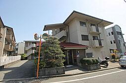 大阪府吹田市山田東2丁目の賃貸マンションの外観