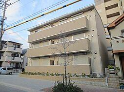 兵庫県神戸市兵庫区松本通4丁目の賃貸アパートの外観
