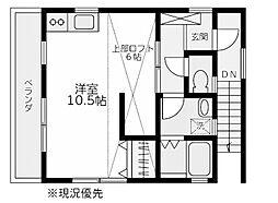酒井住宅[2階]の間取り