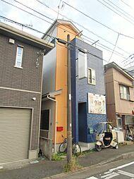 神奈川県相模原市中央区鹿沼台1丁目の賃貸アパートの外観