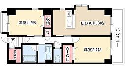 上社駅 7.4万円