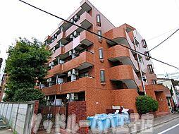 東京都八王子市明神町4丁目の賃貸マンションの外観