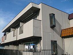 オパールハイツ[202号室]の外観