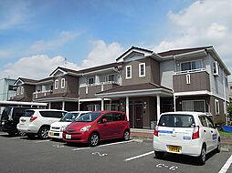 大阪府八尾市萱振町7丁目の賃貸アパートの外観