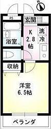 リアル・ジョイ実籾壱番館[1階]の間取り