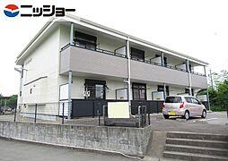 ハイツサンシャイン[1階]の外観